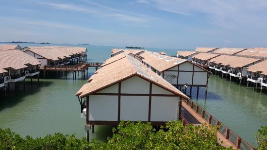 Lexis Port Dickson: Water Chalet