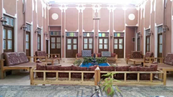 traditional hotel in yazd. - picture of termeh hotel, yazd