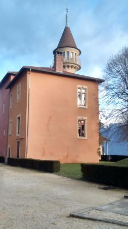 Bernin, Francia: la bâtisse
