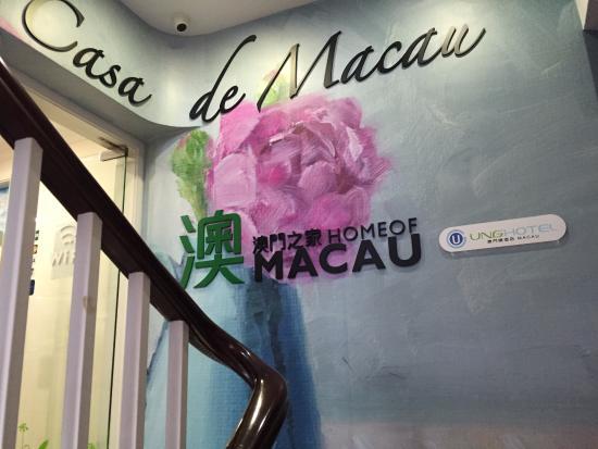 Home of Macau