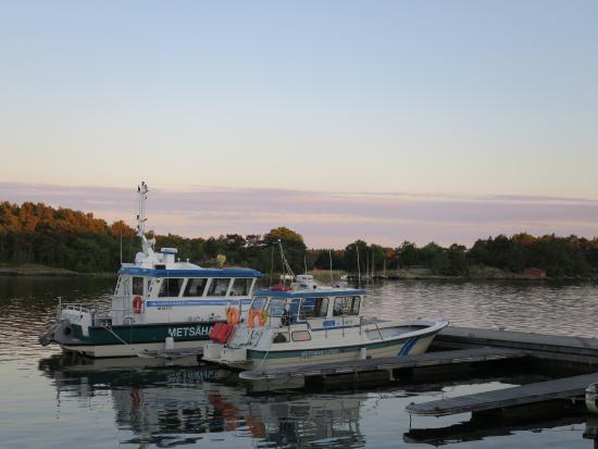 Parainen, Finlandia: Harbor
