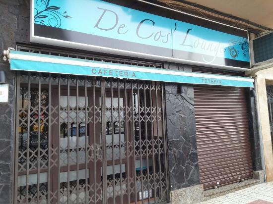 De Cos\' Lounge, Malaga - Restaurant Reviews & Photos ...
