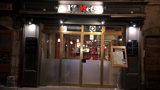 Restaurant 1er Mets