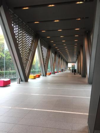 Museum Seni Kontemporer Tokyo: photo2.jpg