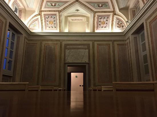 Monchiero, Włochy: cappella sconsacrata