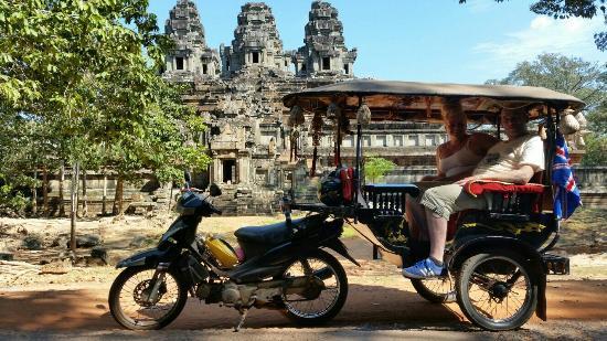 Angkor Tuk Tuk Taxi