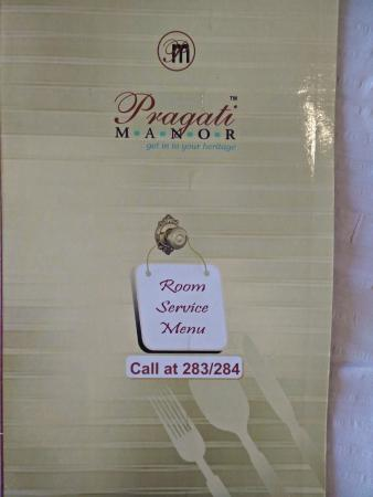 Pragati Manor: name