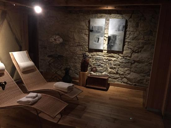 Maison Sauna sauna - picture of la maison d'artgile, zimmersheim - tripadvisor