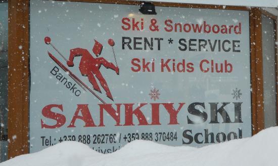 SankiySki School