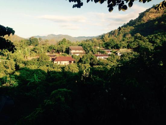 Baan Kaew Mongkorn : The views
