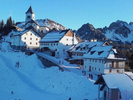Santuario del Monte Lussari