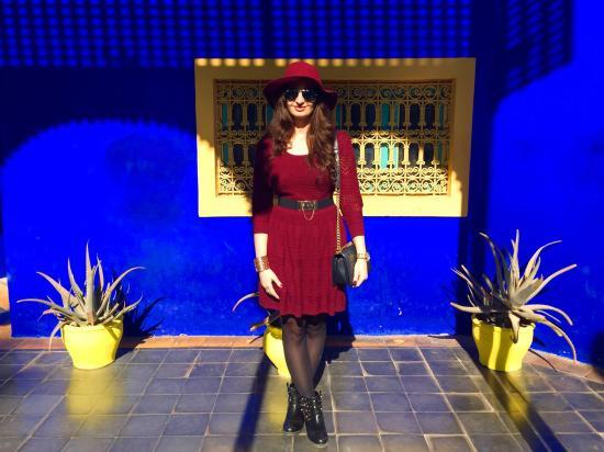 Casablanca, Marruecos: Marrakesh - Jardin Majorelle