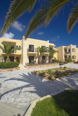 Atlantis Beach Hotel: Hotel