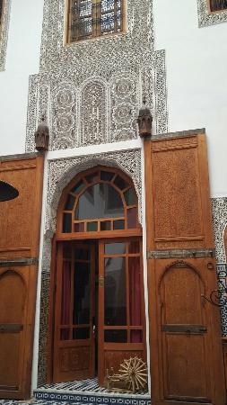Riad La Cle de Fes: Un séjour magnifique dans ce Riad particulièrement et dans cette ville.