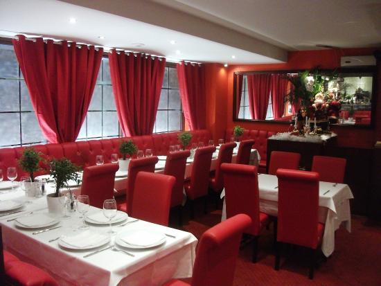 la maison blanche bayeux restaurant avis num ro de t l phone photos tripadvisor. Black Bedroom Furniture Sets. Home Design Ideas