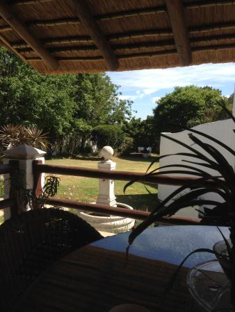 ONESANDRA: View from veranda
