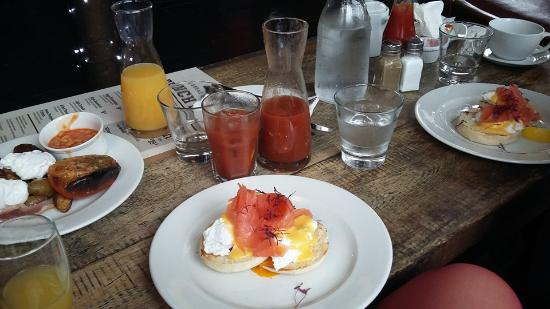 The Great Exhibition: Brunch