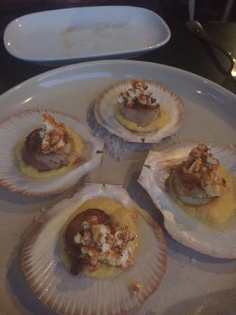 St Elmo Dining Room And Bar Scallops