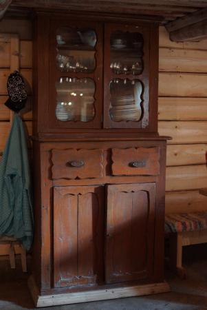 Zaozerye, Russland: Сервант