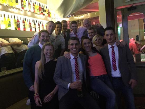 Soho Bar Cheltenham speed dating
