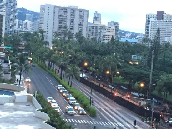 Window View - Aqua Palms Waikiki Photo