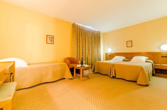 Panorama Hotel: Habitación estándar