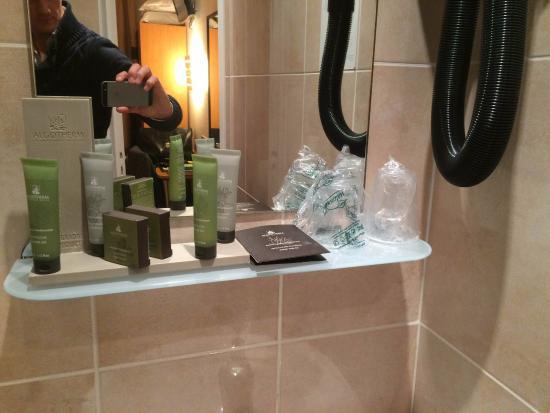 Meridional Hotel: Bathroom supplies
