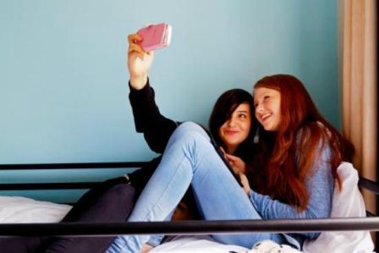 Alnwick Youth Hostel: Selfies