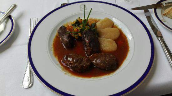 Restaurante da Pousada Convento Evora