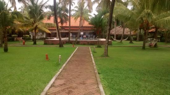 Cocobay Resort: family area