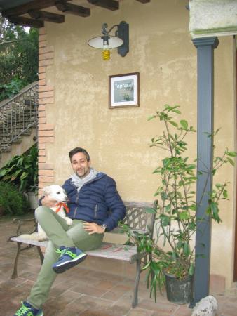 La Capanna di Sovestro: Damiano & Cillo