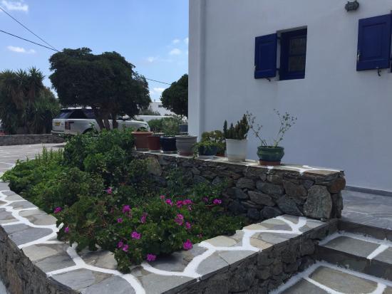 Menites, Griekenland: 敷地内