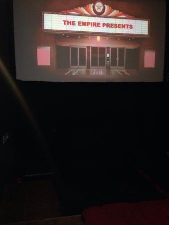 The Empire Movie House (now located inside SPLASH BAR) : photo1.jpg