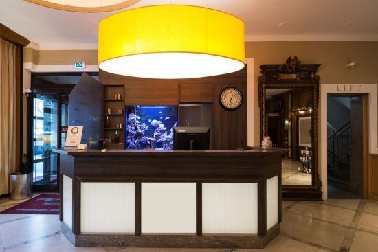 hotel office