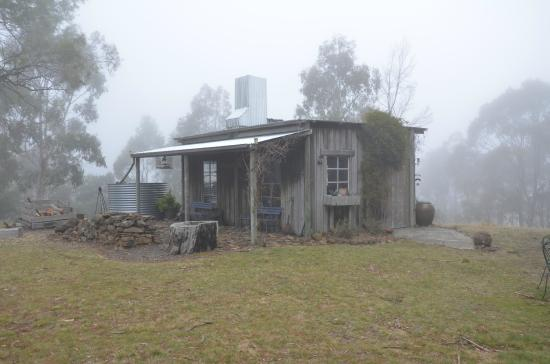 Heimat Chalets: kitchen cabin