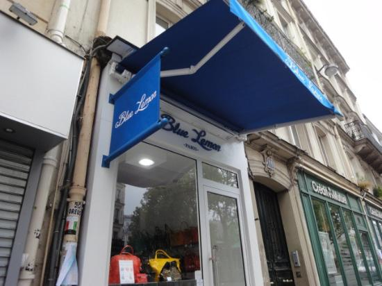Blue Lemon Paris - Abbesses