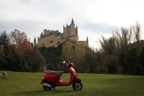 Scooter Tour Spain