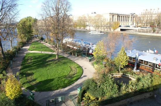 square vue de la place picture of square du vert galant paris tripadvisor. Black Bedroom Furniture Sets. Home Design Ideas
