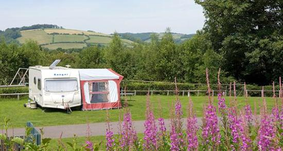Exebridge Lakeside Caravan Club