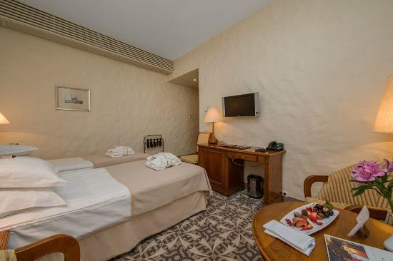 Savoy Boutique Hotel: Superior room