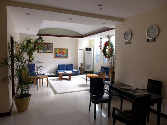 The Maxwell Hotel : Hotel Lobby