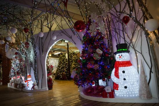 botany bay take a stroll down candy cane lane botany bay christmas shop 2015 - Candy Cane Christmas Shop