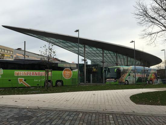 ZOB - Zentraler Omnibus Bahnhof
