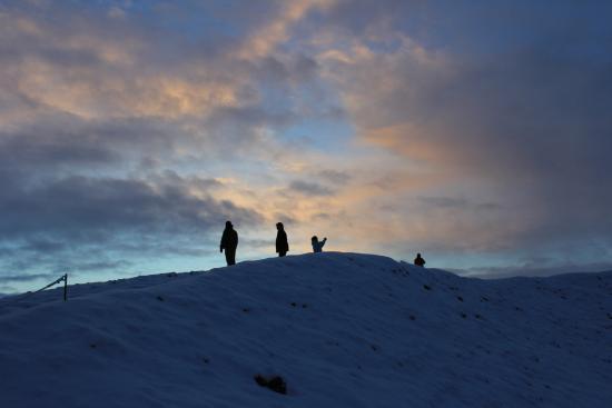 Bifrost, Islandia: Dieses isländische Licht ..