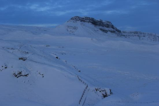 Bifrost, Islandia: Nur Mut