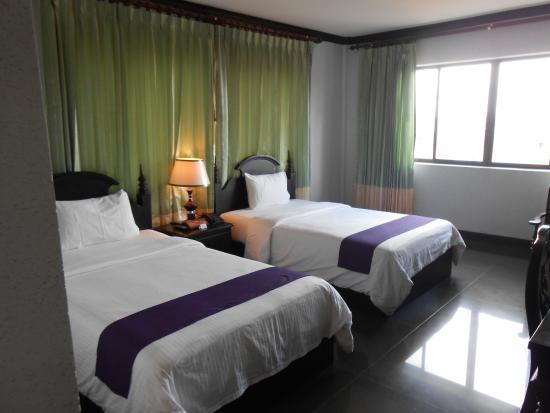 Lucky Angkor Hotel: Номер