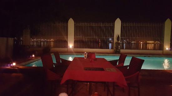 Villa Soudan: 20151110_193212_large.jpg