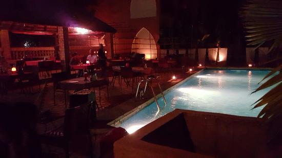 Villa Soudan: 20151110_191840_large.jpg