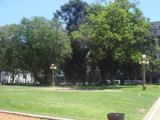 Plaza General Agustín Pedro Justo