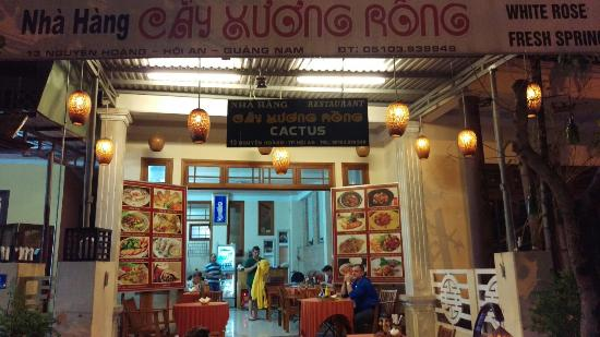 Cactus Restaurant Hoi An
